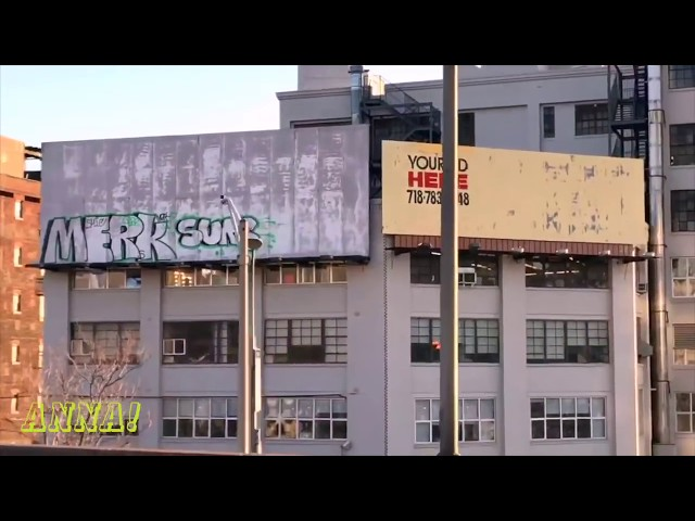 EPISODE #11 - Merk BBB Graffiti All City - ANNA TV