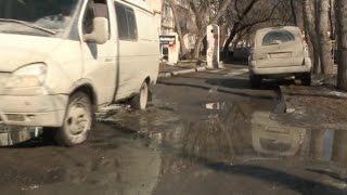 С наступлением весны Екатеринбург превратился в непроходимое болото(, 2016-03-30T16:58:02.000Z)