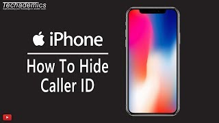 How To Hide Your Phone Number On iPhone | Hide Caller ID