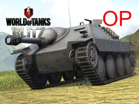 Hetzer - World Of Tanks Blitz (OP)