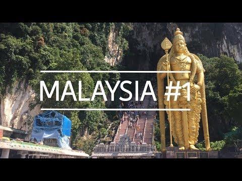 MALAYSIA PART 1 | Travel Vlog #2