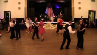 CalBal Classic 2015: Competition - Silver Jack & Jill Finals