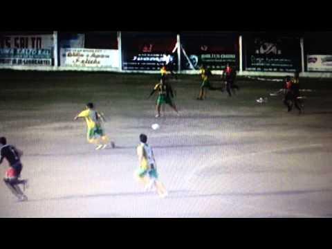 Sports (Salto) 2-0 Defensores (Salto) / Gol Richard Ibarguen Murillo / Relatos: Marcos Antunes