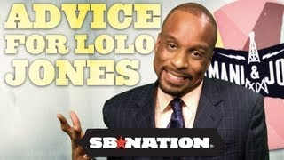 "Advice For Lolo Jones: ""Get Off Twitter"" - Bomani & Jones, Episode 20"