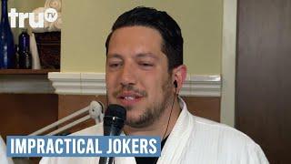 Impractical Jokers: Inside Jokes - Can You Massage My Bald?   truTV