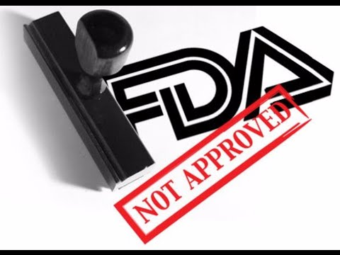 FDA just signed the death certificate of 480,000 Americans annually