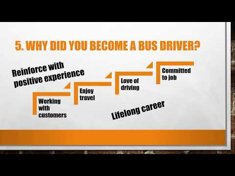 Top 5 Bus Driver Interview Questions And Answers