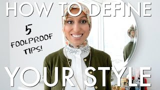 How To Define Your Style & Look Put Together Everyday!