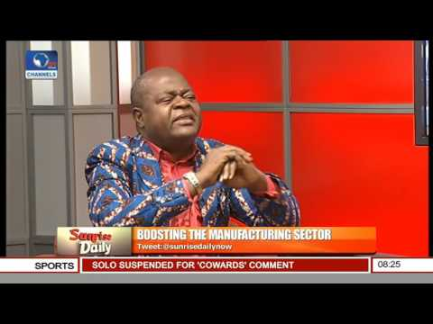 We Don't Need To Import Tomato Paste Again In Nigeria -- Eric Umeofia Bit