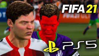 FIFA 21 ALE NIE DENERWUJ SIĘ JUŻ