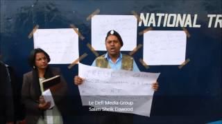 CNT : pas de grève générale dans l