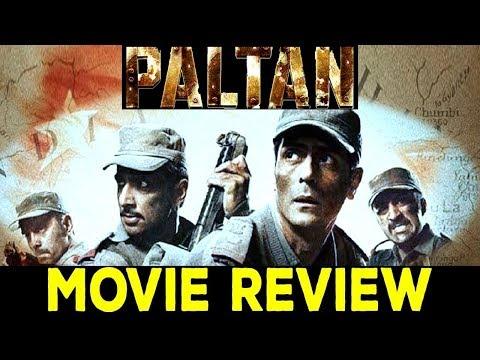 Paltan Full Movie Review And Public Reaction Arjun Rampal Gurmeet