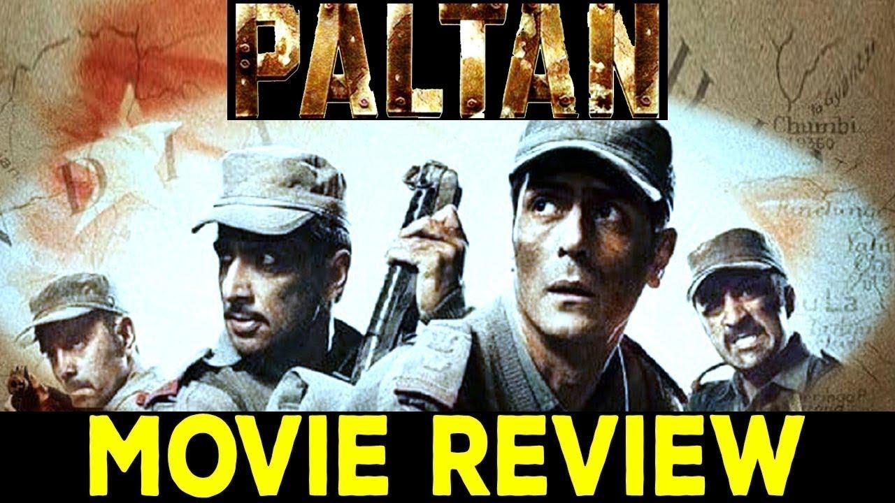 Paltan Full Movie Review And Public Reaction Arjun Rampal Gurmeet Harshvardhan Siddhanth