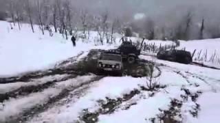 jeep vs pajero vs niva