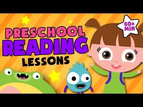 Preschool Reading Lessons- Letter Blending   Sight Words   ABC Phonics   LOTTY LEARNS