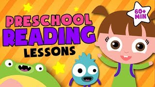 Preschool Reading Lessons- Leтter Blending | Sight Words | ABC Phonics | LOTTY LEARNS