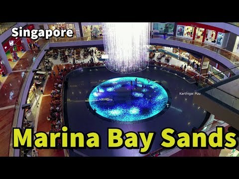 The Shoppes at Marina Bay Sands :: Luxury Shopping Mall in Singapore