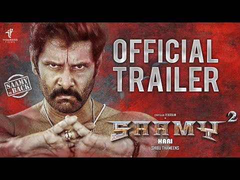 Saamy² - Trailer | Chiyaan Vikram, Keerthy Suresh | Hari |