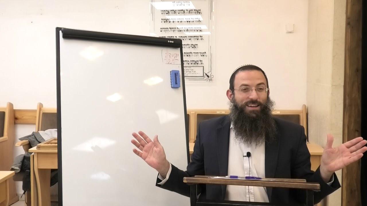 """הקדמות להלכות שבת 9-דין החשמל בשבת וביו""""ט חלק א. הרב אריאל אלקובי שליט''א"""