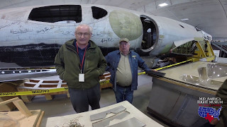 B-17 Swoose Restoration Hangar