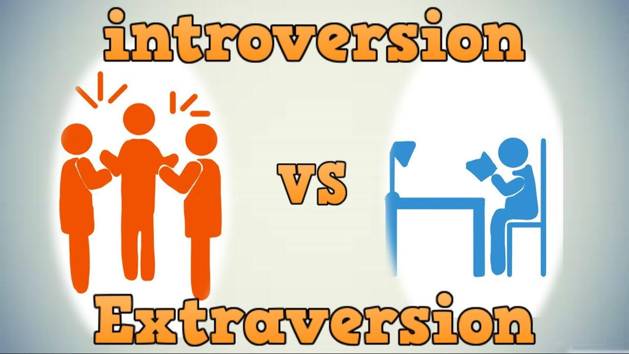 Introversion VS Extraversion - YouTube