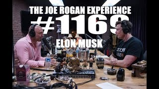 Download Joe Rogan Experience #1169 - Elon Musk Mp3 and Videos