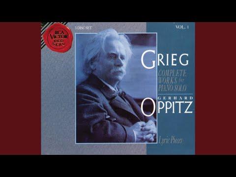 Lyrische Stücke Op. 71 (Band/Volume X) : Efterklang/Nachklänge/Remembrances