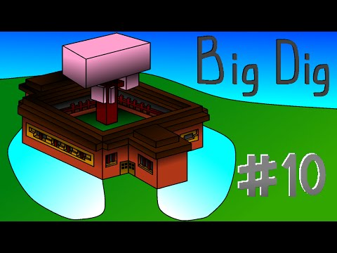 Big Dig #10 - How to Make Infinite Energy with Magmatic Engines