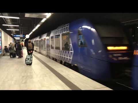 Франкфурт-на-Майне электричка из аэропорта