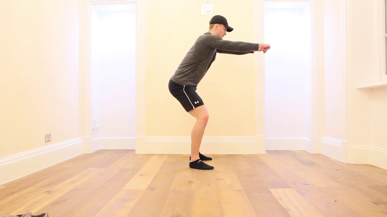 At Home Workout - Full Body