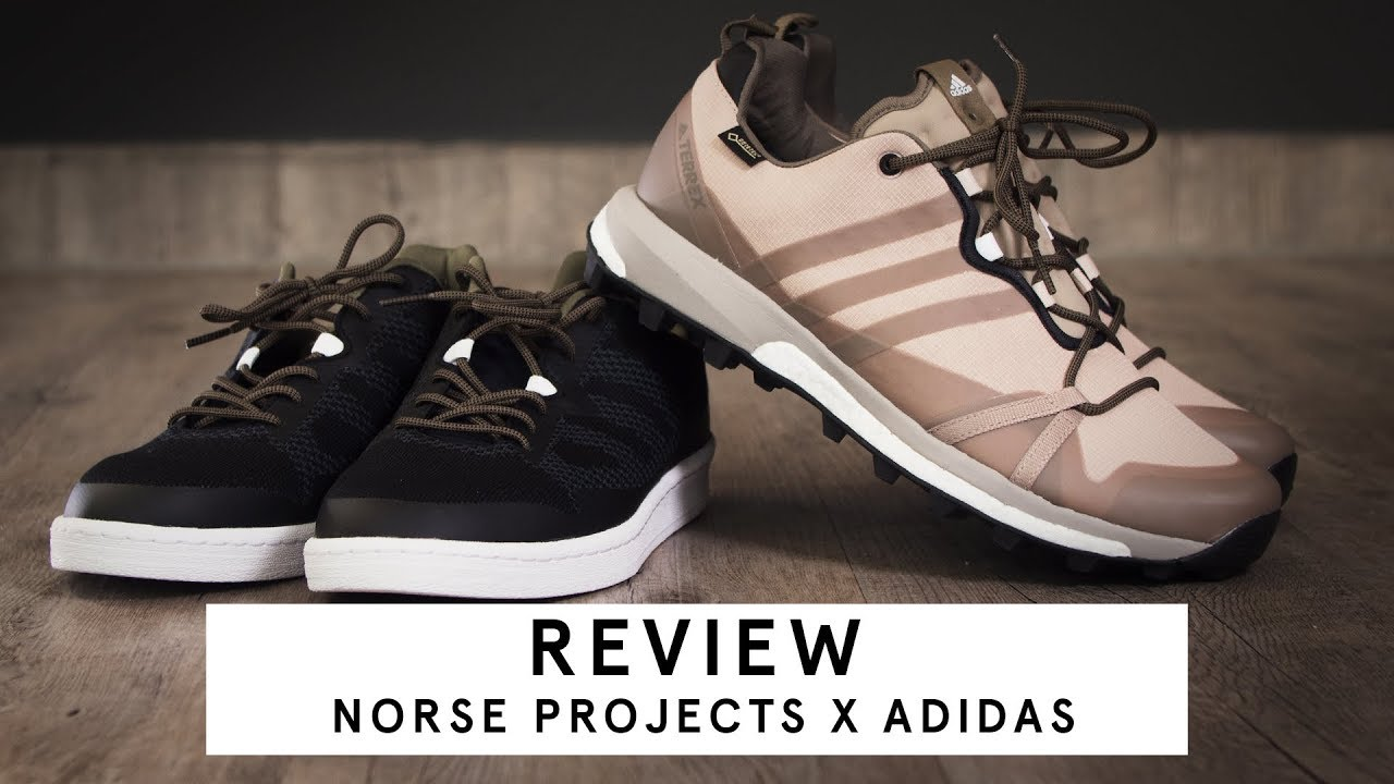 hot sale online dd526 9fc19 Norse Projects x Adidas Consortium   Review