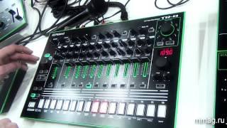 mmag ru: Musikmesse 2014 - Roland Aira - синтезатор