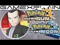 watch he video of Pokémon Ultra Sun & Moon ANALYSIS - Team Rainbow Rocket & Overview Trailers (Secrets & Easter Eggs)