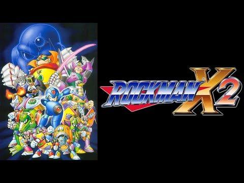 ロックマンX2(Mega Man X2)【フルゲーム】~無傷~