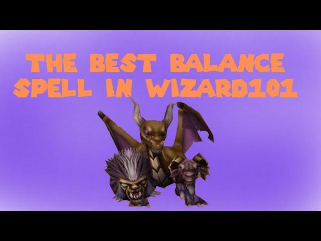 Wizard101 Balance PvP: A Chimera Strategy!