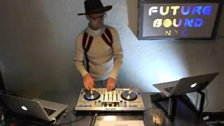 Futurebound NYC: Deephouse, Techno and Techhouse - January 18th 2013 (1/3)