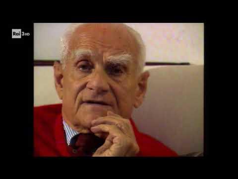 Alberto Moravia intervistato da Furio Colombo (1990)