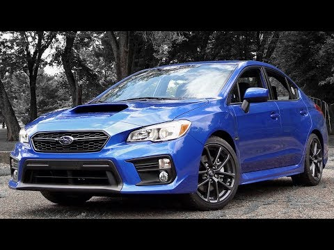2019 Subaru WRX: Review