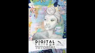 Digital Art Tutorial- Adobe Photoshop Mix
