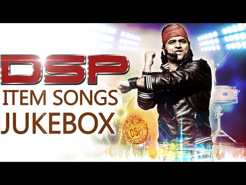 Devi Sri Prasad Special Item Songs || Telugu Songs