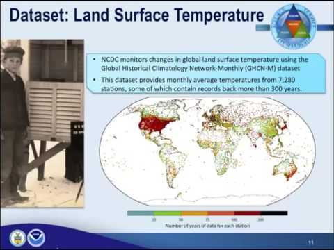 Frost and Freeze Workshop  NCDC Overview