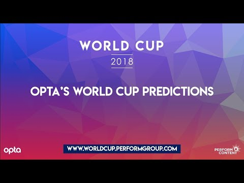 Opta's World Cup 2018 predictions: who has the best chance of victory?