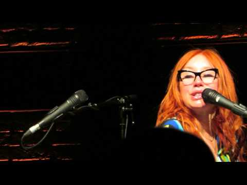 Tori Amos Brussels May 28th  2014 Take me with you