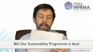 How to resurrect a dead Sustainability programme