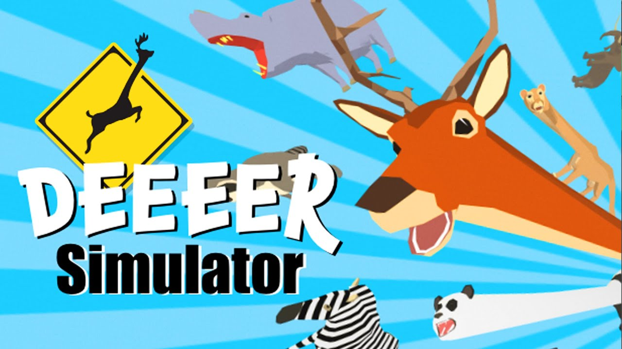 DEER SIMULATOR #1 - YouTube