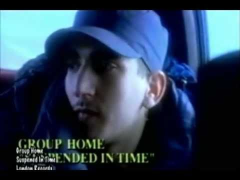 Group Home - Suspended In Time (1992)