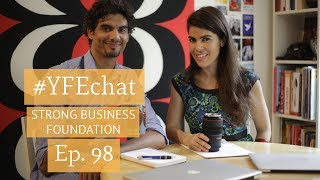 How to Equip Yourself for Business Success (#YFEchat Ep. 98)