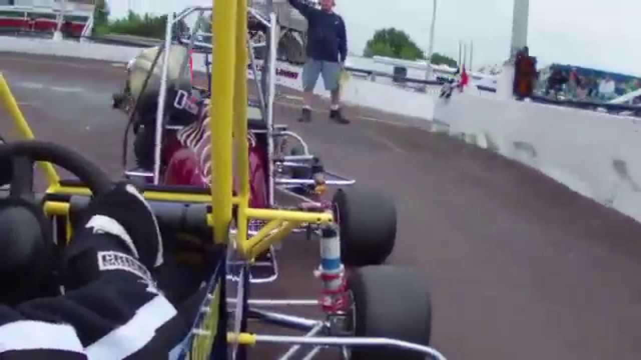 Oaklane quarter midget racing