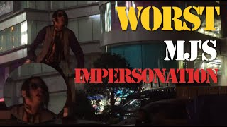 [Worst] Michael Jackson's Impersonator