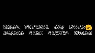 """Lirik Lagu Zizan"""" Masa Lalu"""""""